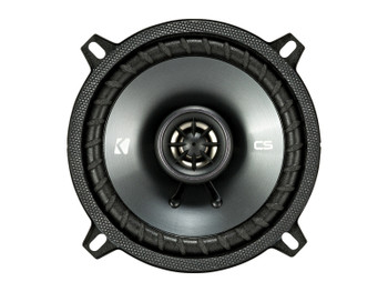 Kicker CSC 5.25-INCH (130mm) COAXIAL SPEAKERS, 4-OHM (Pair)