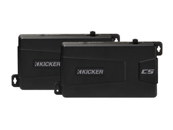 Kicker CSS67 6.75-INCH (165mm) Component System with 75-Inch(20mm) Tweeter, Pair,4-ohm,ROHS