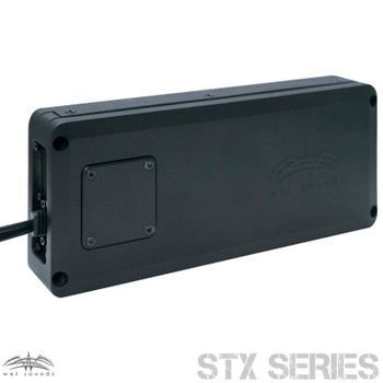 Wet Sounds STX Micro1: Compact Chassis Class D Marine Grade Amplifier