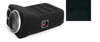 JL Audio SB-T-TUNDC/8W7/BK: Stealthbox® for 2007-2013 Toyota Tundra Double Cab with Black or Red Rock interior
