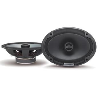 """Alpine SPE-6090 6X9"""" Coaxial 2-Way Speaker Set"""