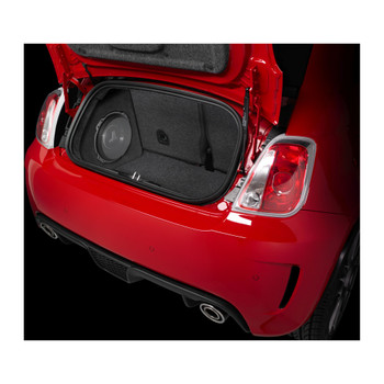 JL Audio SB-FIAT-500/10TW3:Stealthbox® for 2007-Up Fiat 500