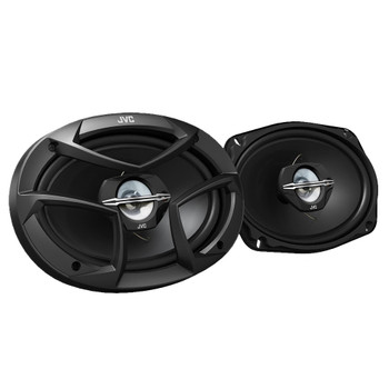 "JVC CSJ6930 400W 6x9"" 3-Way J Series Coaxial Car Speakers Pair"