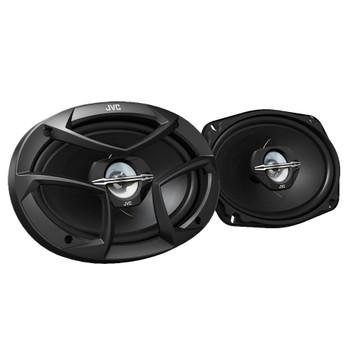 "JVC CSJ6930 400W 6x9"" 3-Way J Series Coaxial Car Speakers Pair"