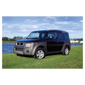 JL Audio SB-H-ELMNT/10W3v3/BK:Stealthbox® for 2003-2011 Honda Element