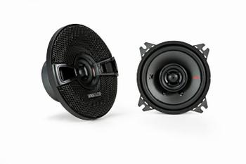 """Kicker KSC404 KSC40 4"""" Coax Speakers with .5"""" tweeters 4-Ohm (Pair)"""