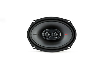 "Kicker KSC69304 KSC6930 6x9"" 3-way Speakers with 1"" and .75"" tweeters 4-Ohm (Pair)"