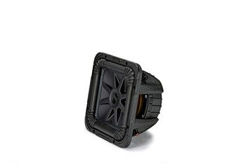 """Kicker L7S104 L7S 10"""" Subwoofer Dual Voice Coil 4-Ohm 600W"""