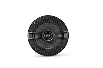 """Kicker KSC6504 KSC650 6.5"""" Coax Speakers with .75"""" tweeters 4-Ohm (Pair)"""