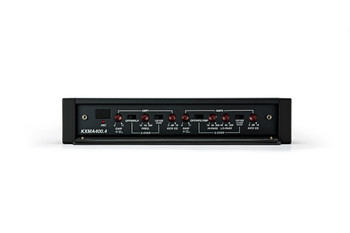 Kicker KXMA4004 KXMA400.4 4x100-Watt Four-Channel Full-Range Class D Amplifier