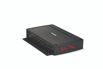 Kicker KXA8005 KXA800.5 4x100w 4-ch. Full Range Class D Amp with 400-Watt Class D Sub Amplifier Channel