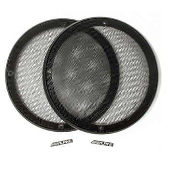 Alpine X-S65C X-Series 6.5 Inch Component 2-Way Speakers (Pair)