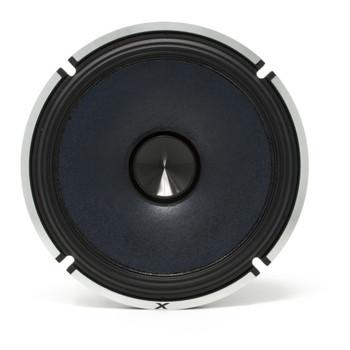 Alpine X-S65C X-Series 6.5 Inch Component 2-Way Speakers (Pair)