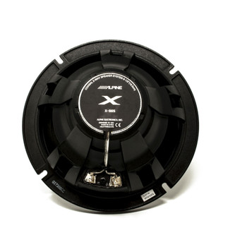 Alpine X-S65 X-Series 6.5 Inch Coaxial 2-Way Speakers (Pair)
