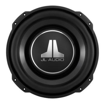 JL Audio 12TW3-D8 12-inch thin-line subwoofer driver (400W, dual 8 ohm voice coils)