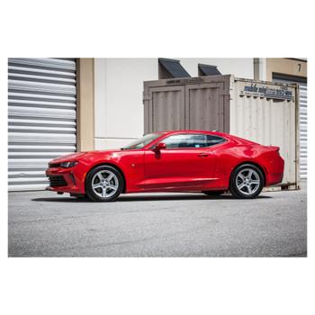 JL Audio SB-GM-CAM6G/12W6v3 Stealthbox® for 2016-Up Chevrolet Camaro