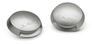 JL Audio M-LCA-C-W Machined aluminum rear cover with LED down light for 7.7-inch ETXv3 and 6.5-inch VeX™ models, Pair