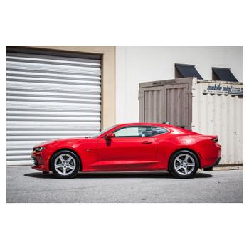 JL Audio SB-GM-CAM6G/12TW3 Stealthbox® for 2016-Up Chevrolet Camaro