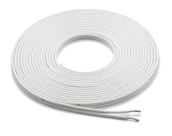 JL Audio XM-WHTSC12-25 25 ft (7.6 m) White 12 AWG, Parallel Conductor Speaker Cable