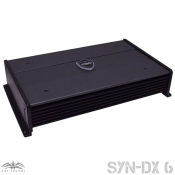 Wet Sounds SYN-DX 6 Full Range 6 Channel Amplifier