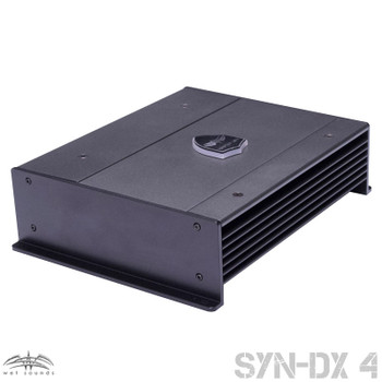 Wet Sounds SYN-DX 4 Full Range Class D Amplifier