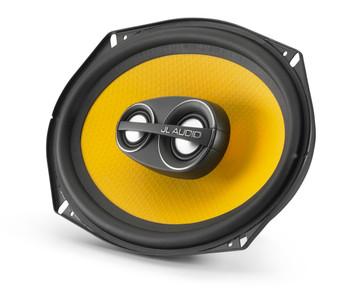 JL Audio C1-690tx 6 x 9-inch (150 x 230mm) 3-Way with 1-inch (25mm) and 0.75-inch (19mm) aluminum dome tweeter