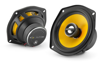 JL Audio C1-525x 5.25-inch (130mm) Coaxial with 0.75-inch (19mm) aluminum dome tweeter