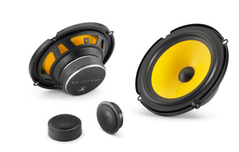 JL Audio C1-650 Component System with 6.5-inch (165mm) woofer and 0.75-inch (19mm) aluminum dome tweeter