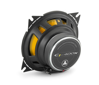 JL Audio C1-400x 4-inch (100mm) Coaxial with 0.75-inch (19mm) aluminum dome tweeter