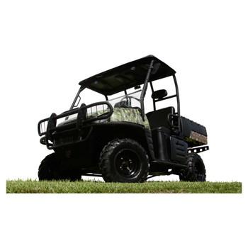 JL Audio SB-POL-RNGR/SYS:Stealthbox® for 2004-2008 Polaris Ranger & 2007-2010 Ranger Crew Cab, System