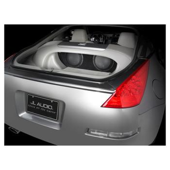 JL Audio SB-N-350/10W3v3:Stealthbox® for 2003-2008 Nissan 350Z