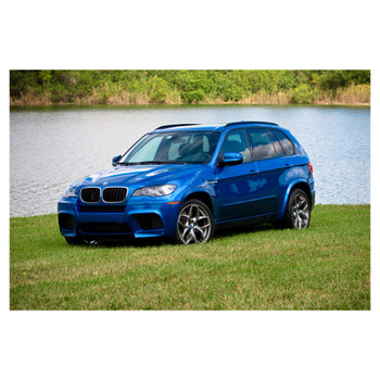 JL Audio SB-B-X5E70/10W3v3:Stealthbox® for 2007-Up BMW X5