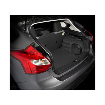 JL Audio SB-F-FOC5DR/10TW3:Stealthbox® for 2012-2018 Ford Focus 5-Door Hatchback