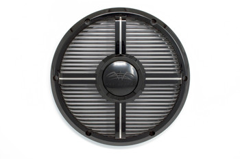 Wet Sounds REVO 12 XW-B GRILL Black XW Closed Style Grill for the REVO 12 Inch LED Marine Subwoofer