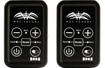 Wet Sounds WS-A LINK S/R KIT 2.4 GHz Send & Receive Kit - Transmit audio to multiple audio systems