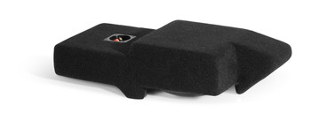 JL Audio SB-GM-TAHOCNSL/10W1v3:Stealthbox® for 2007-2013 Chevrolet / GMC Full-Size SUV's / Trucks with front bucket seats