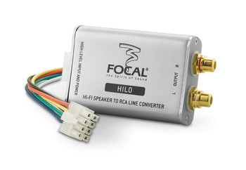 Focal FPSHILO High/low-level converter (2 Channels)