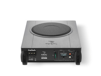 "Focal IBUS2.1 8"" BombA under seat amplified, RMS: 75W - MAX: 150W"