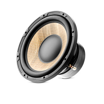 """Focal SUBP25F 10"""" Flax cone subwoofer, RMS: 300W - MAX: 600W"""