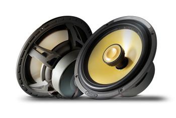 """Focal EC165K K2 Power 6.5"""" Coaxial Speakers (pair)"""