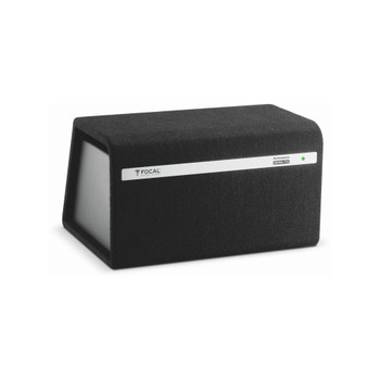 "Focal BOMBABP20 8"" Subwoofer in a Band Pass, Amplified Enclosure, 1 x 300 W Class D"
