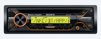 Sony MEX-M71BT Marine CD Receiver with BLUETOOTH Wireless Technology