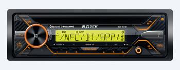 Sony MEX-M71BT Marine CD Receiver with BLUETOOTH Wireless Technology