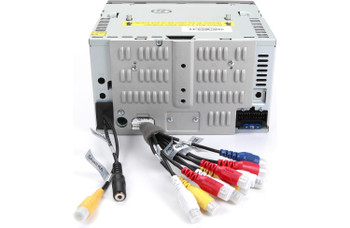Jensen VX3026 2 DIN A/V Receiver w/ DVD | Bluetooth | USB | AV Input
