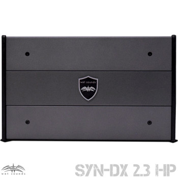 Wet Sounds SYN-DX-2.3HP SYN-DX Series Marine Amplifier