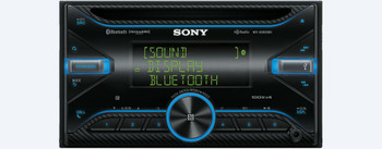 Sony WX-GS920BH High Power (45 RMS x 4) Bluetooth CD Receiver