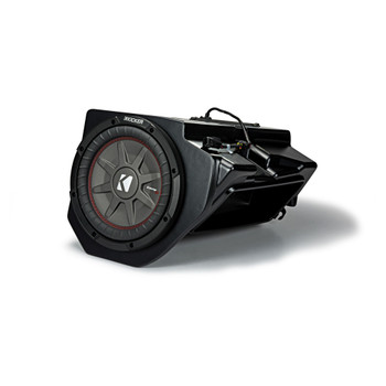 Kicker & SSV Works 44PRZ35 800 Watt, 5 Speaker, Plug And Play Polaris RZR Stereo System - Fits 2013 and Up Polaris RZRs