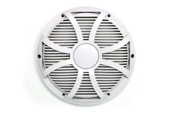 """Wet Sounds REVO8SW-WGRILL White SW Closed Style Grill for the REVO 8"""" Subwoofer"""
