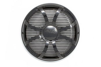 """Wet Sounds REVO8SW-BGRILL Black SW Closed Style Grill for the REVO 8"""" Subwoofer"""