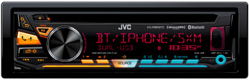 JVC KD-R985BTS Refurbished CD Receiver